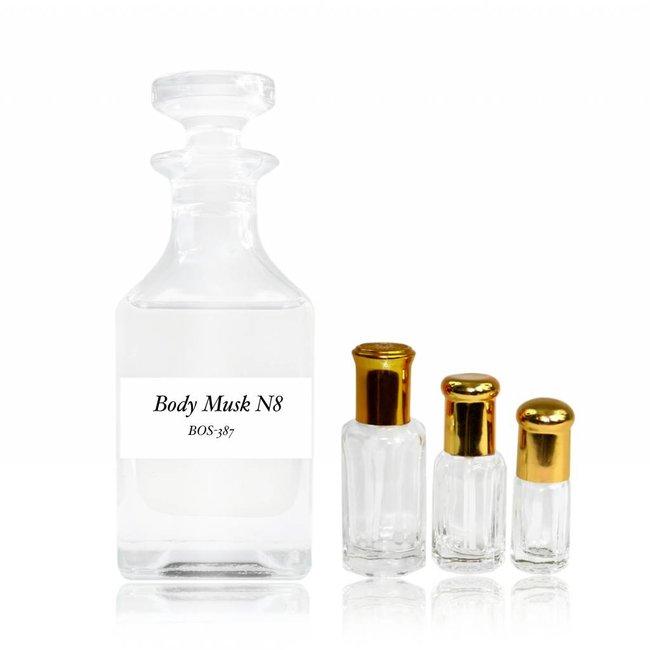 Oriental-Style Perfume oil Body Musk N8