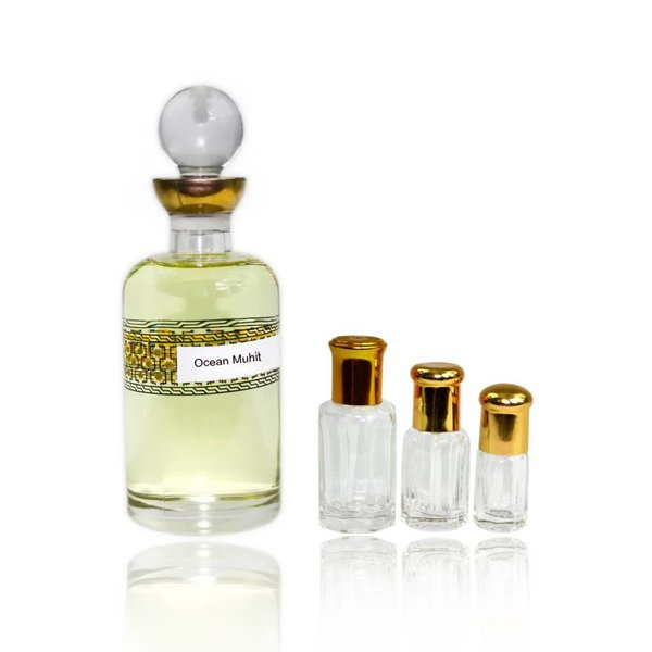 Oriental-Style Concentrated perfume oil Ocean Muhit - Perfume free from alcohol