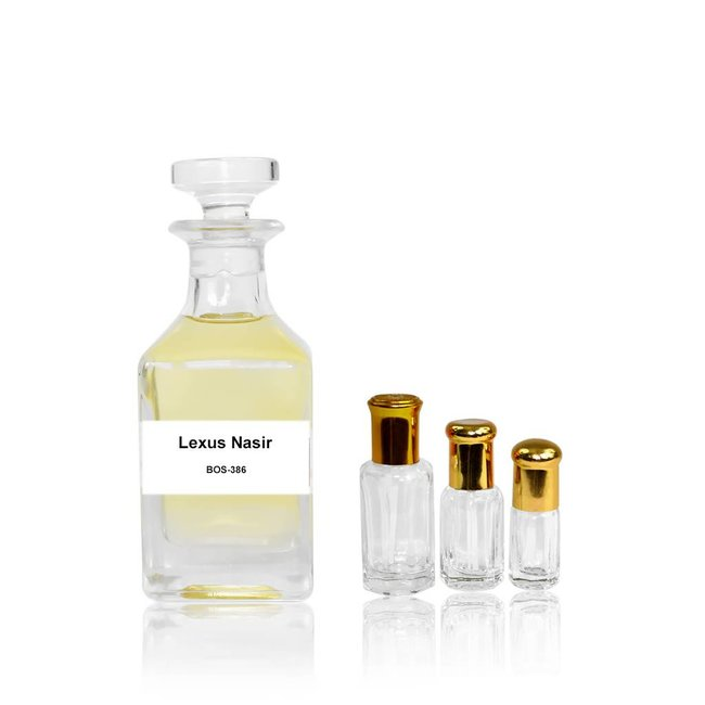 Oriental-Style Perfume oil Lexus Nasir