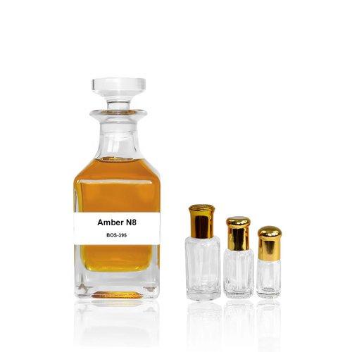 Oriental-Style Perfume oil Amber N8