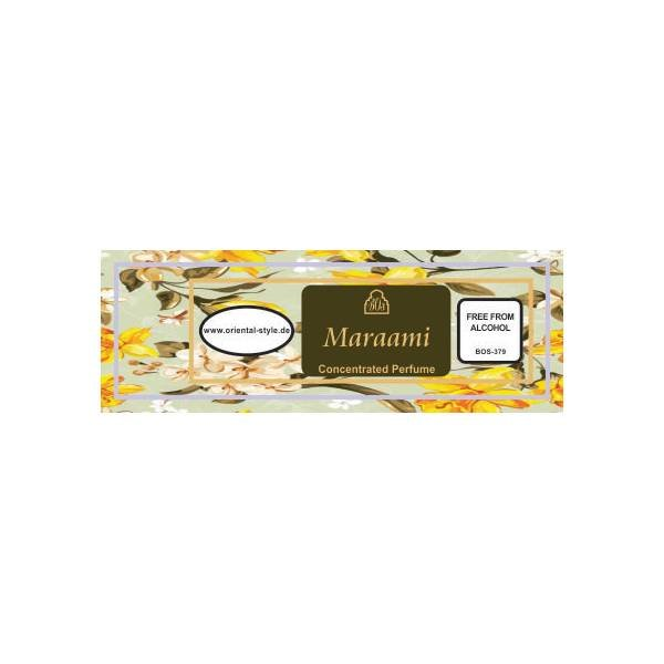 Oriental-Style Concentrated perfume oil Maraami - Perfume free from alcohol