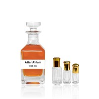 Oriental-Style Concentrated perfume oil Attar Ahlam - Perfume free from alcohol