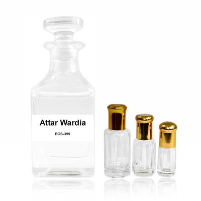 Oriental-Style Parfümöl Attar Wardia - Parfüm ohne Alkohol