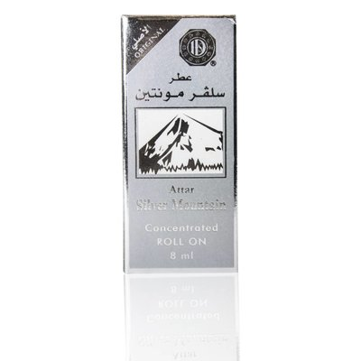 Surrati Perfumes Konzentriertes Parfümöl Silver Mountain 8ml