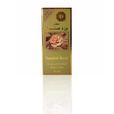 Surrati Perfumes Concentrated Perfume Oil Sandal Rose 8ml