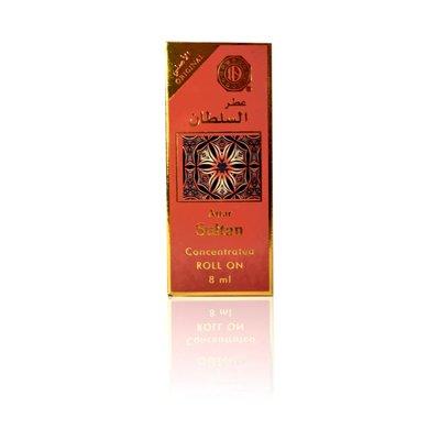 Surrati Perfumes Konzentriertes Parfümöl Attar Sultan 8ml