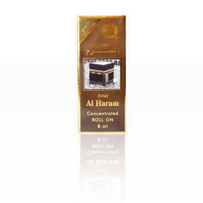 Surrati Perfumes Concentrated Perfume Oil Attar Al Haram 8ml