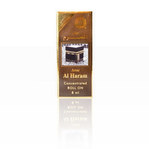 Surrati Perfumes Perfume Oil Attar Al Haram 8ml