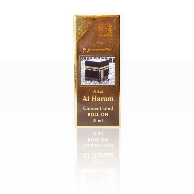 Surrati Perfumes Perfume Oil Attar Al Haram 8ml