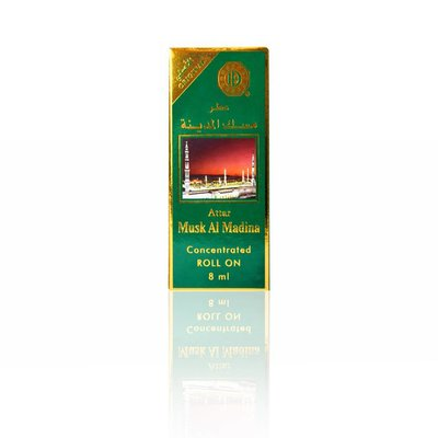 Surrati Perfumes Concentrated Perfume Oil Musk Al Madina 8ml