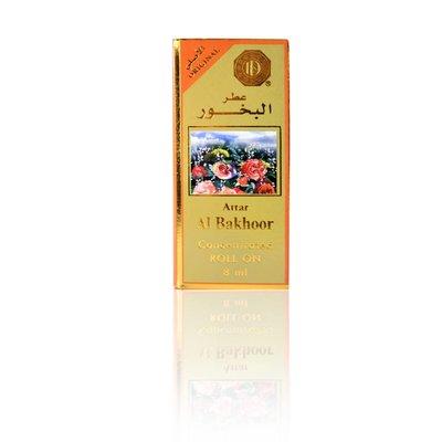 Surrati Perfumes Konzentriertes Parfümöl Attar Al Bakhoor 8ml