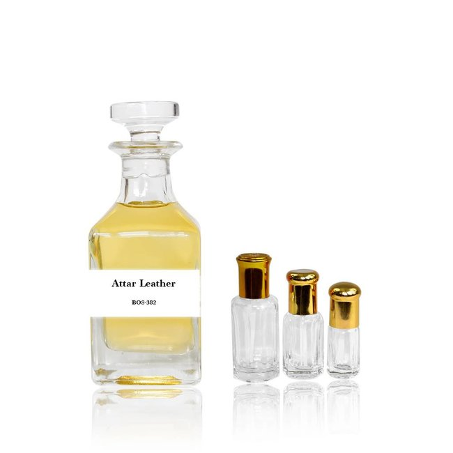 Oriental-Style Parfümöl Attar Leather