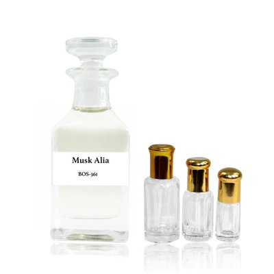 Anfar Perfume oil Musk Alia Perfume free from alcohol