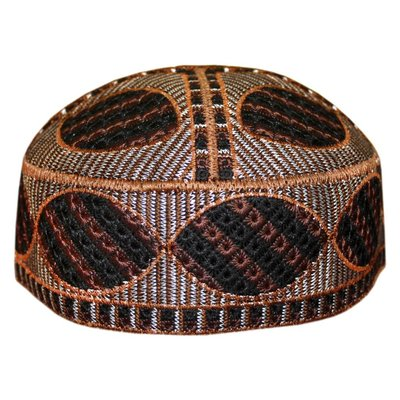 Panjabi cap with embroidery