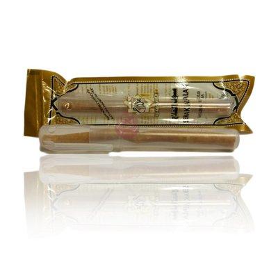 Al Falah Frischer Miswak Siwak - Natürliche Zahnbürste aus Holz mit Box