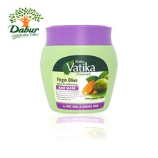 Vatika Dabur Virgin Olive Hair Mask 500G