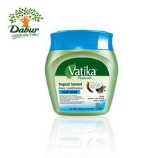 Vatika Dabur Haarkur Tropical Coconut 500g