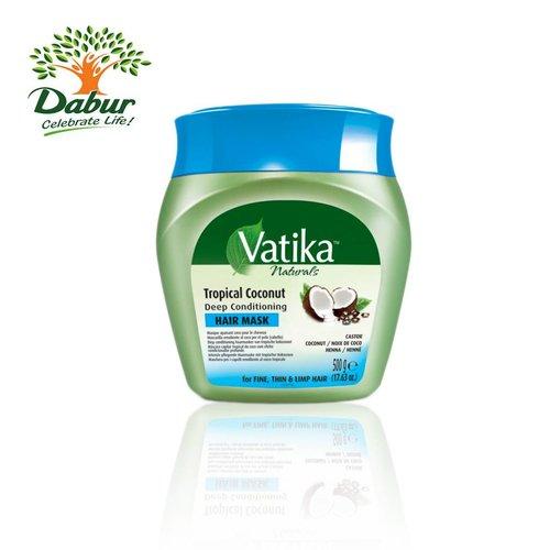 Vatika Dabur Tropical Coconut Hair Mask 500gms