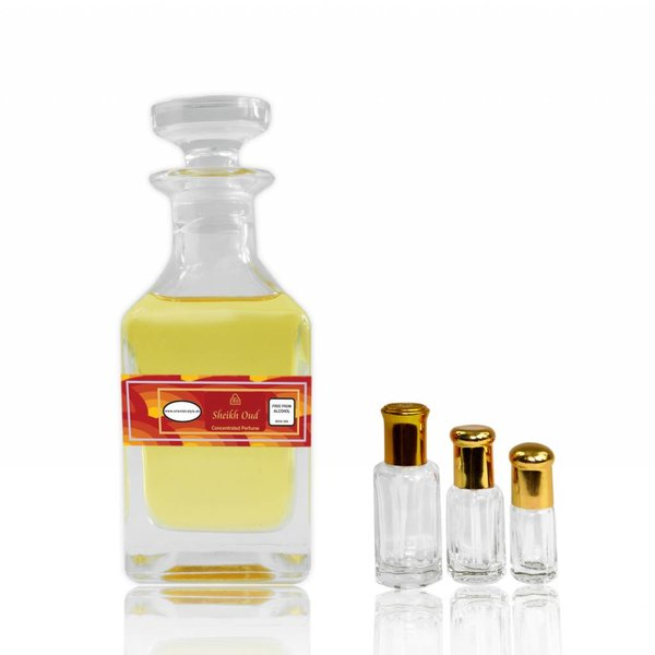 Anfar Perfume oil Sheikh Oud Perfume free from alcohol