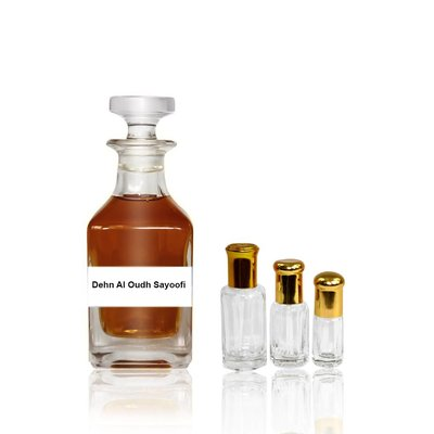 Oriental-Style Perfume oil Dehn Al Oudh Sayoofi Perfume free from alcohol 3ml