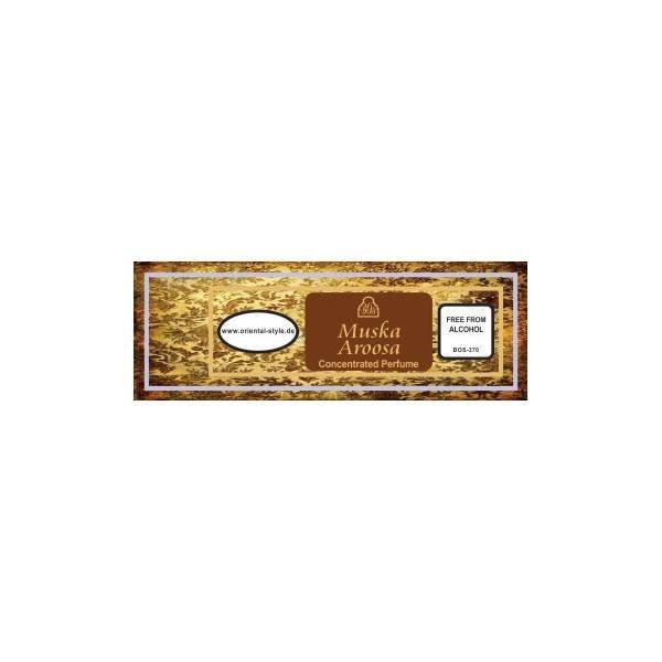 Anfar Perfume oil Muska Aroosa Perfume free from alcohol