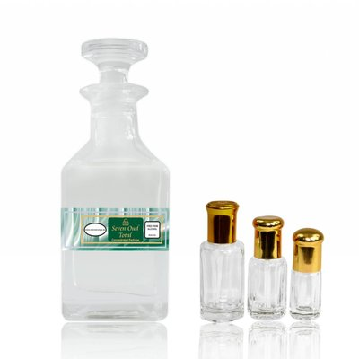 Swiss Arabian Perfume oil Seven Oud Total Perfume free from alcohol