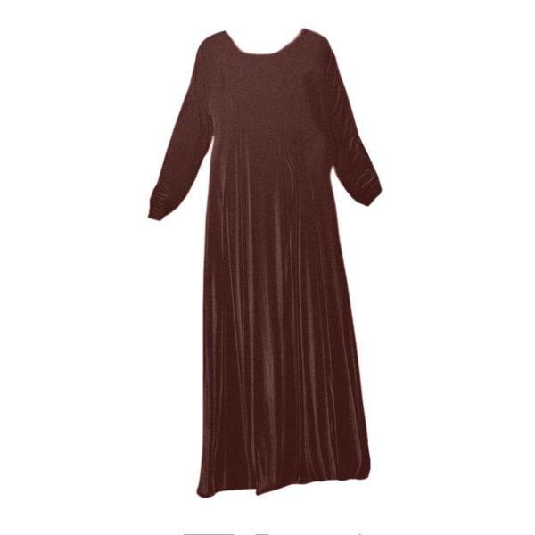 Abaya Mantel Umbrella Style - Verschiedene Farben