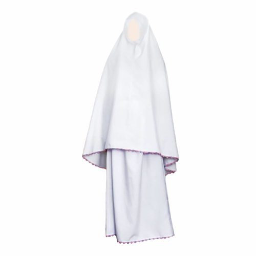 Prayer clothes outfit - White