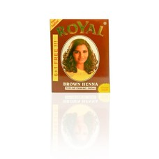 Royal Henna - Braun (60g)
