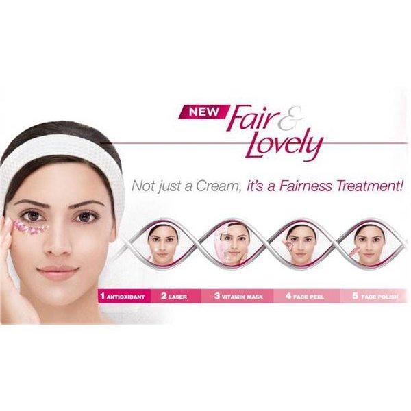 Fair & Lovely Fair & Lovely Creme - Feuchtigkeit Plus mit Multivitamin
