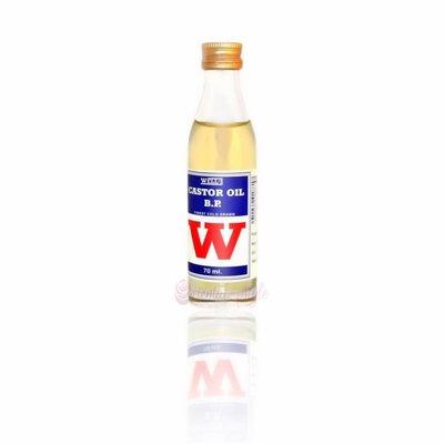 Pure Cold Pressed Cator Oil 70ml