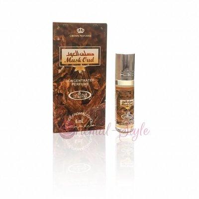 Al-Rehab Parfümöl Musk Oud Al Rehab - Parfüm ohne Alkohol