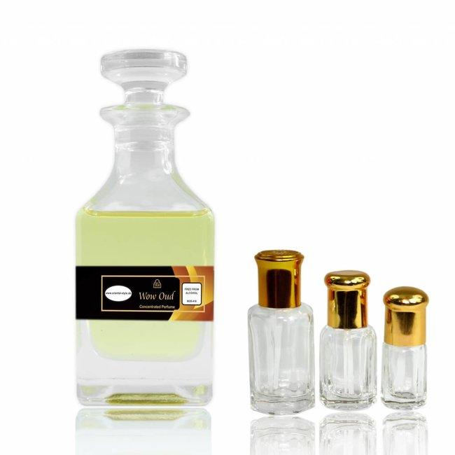 Swiss Arabian Perfume oil Wow Oud!