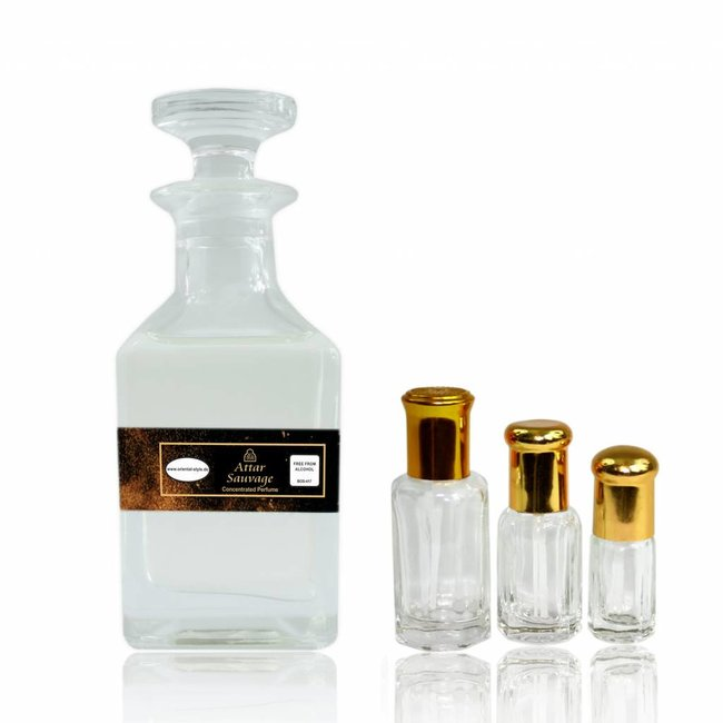Swiss Arabian Perfume oil Attar Savage