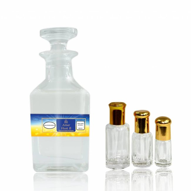 Swiss Arabian Perfume oil Attar Heat B.