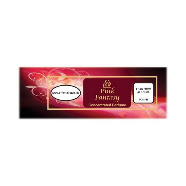Swiss Arabian Parfümöl Pink Fantasy - Parfüm ohne Alkohol
