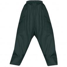 Arabische Männerhose - Grüngrau
