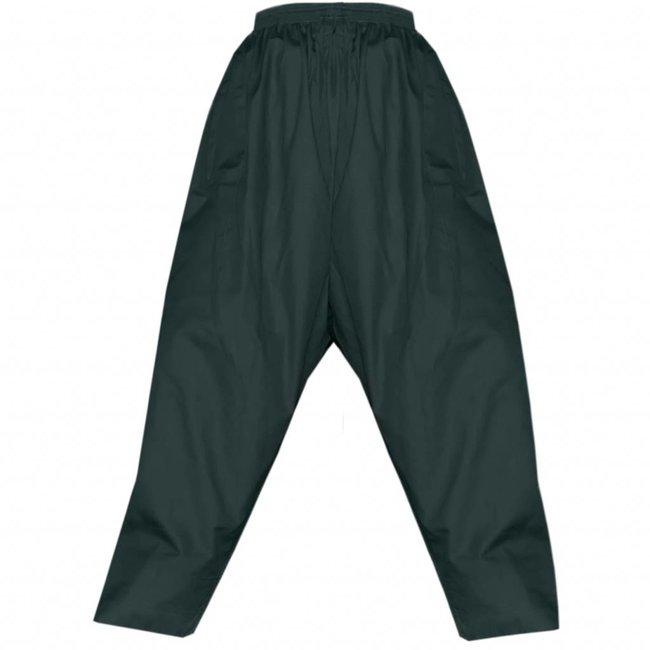Arabic men pant - Green Grey