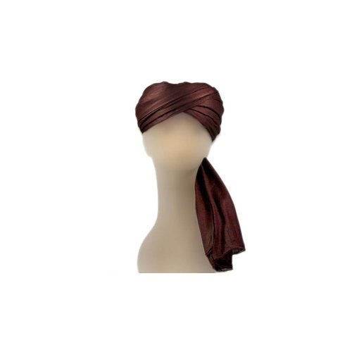Turban Imama in Braun