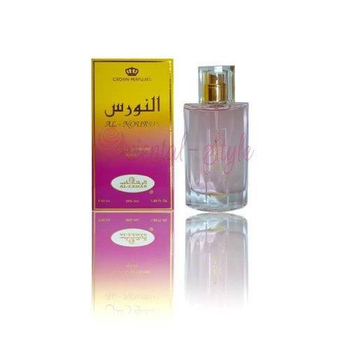 Al Rehab Perfumes Colognes Fragrances Al Nourus Eau de Parfum 50ml Vaporisateur/Spray