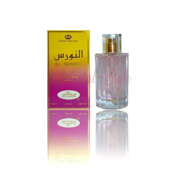 Al-Rehab Al Nourus Eau de Parfum 50ml von Vaporisateur/Spray