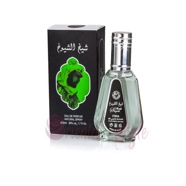 Ard Al Zaafaran Perfumes  Sheikh Al Shuyukh Eau de Parfum 50ml von Vaporisateur/Spray