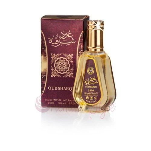 Ard Al Zaafaran Perfumes  Oud Sharqia Eau de Parfum 50ml Al Rehab Vaporisateur/Spray