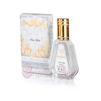 Ard Al Zaafaran Pure Musk Eau de Parfum 50ml by Al Rehab Vaporisateur/Spray