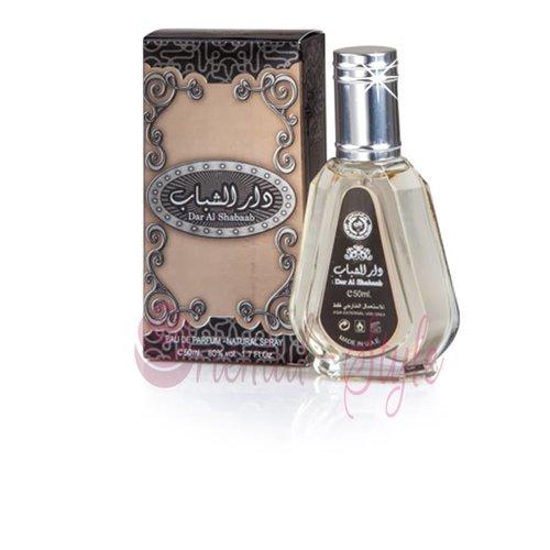 Ard Al Zaafaran Dar Al Shabaab Eau de Parfum 50ml Al Rehab Vaporisateur/Spray