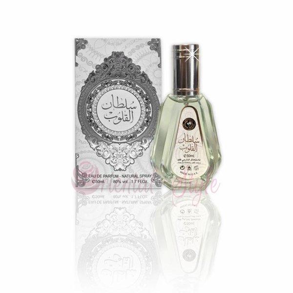 Ard Al Zaafaran Perfumes  Sultan Al Quloob Eau de Parfum 50ml von Vaporisateur/Spray