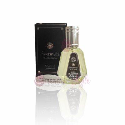 Ard Al Zaafaran Swarovski Black Eau de Parfum 50ml von Vaporisateur/Spray