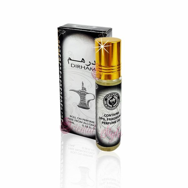 Ard Al Zaafaran Concentrated perfume oil Dirham 10ml - Perfume free from alcohol
