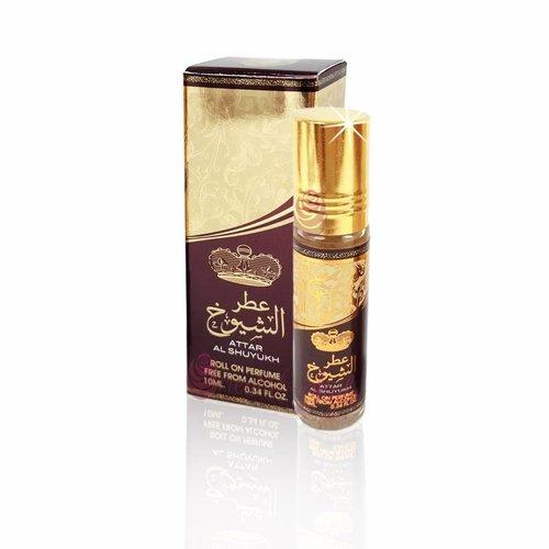 Ard Al Zaafaran Parfümöl Attar Al Shuyukh 10ml