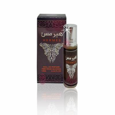 Ard Al Zaafaran Concentrated perfume oil Hermes 10ml - Perfume free from alcohol